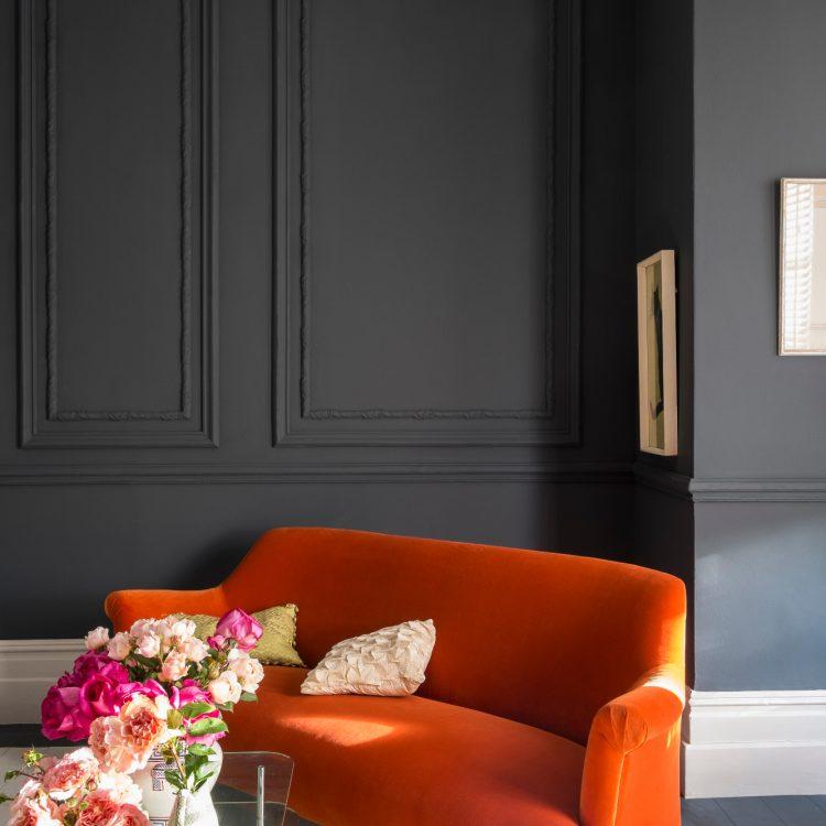 malerbetrieb schmidtwilken tapeten und farben von farrow. Black Bedroom Furniture Sets. Home Design Ideas
